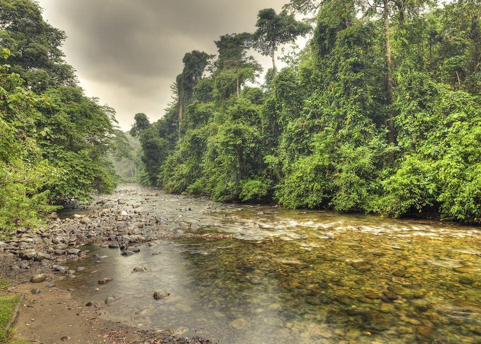 Borneo Headhunters Trail