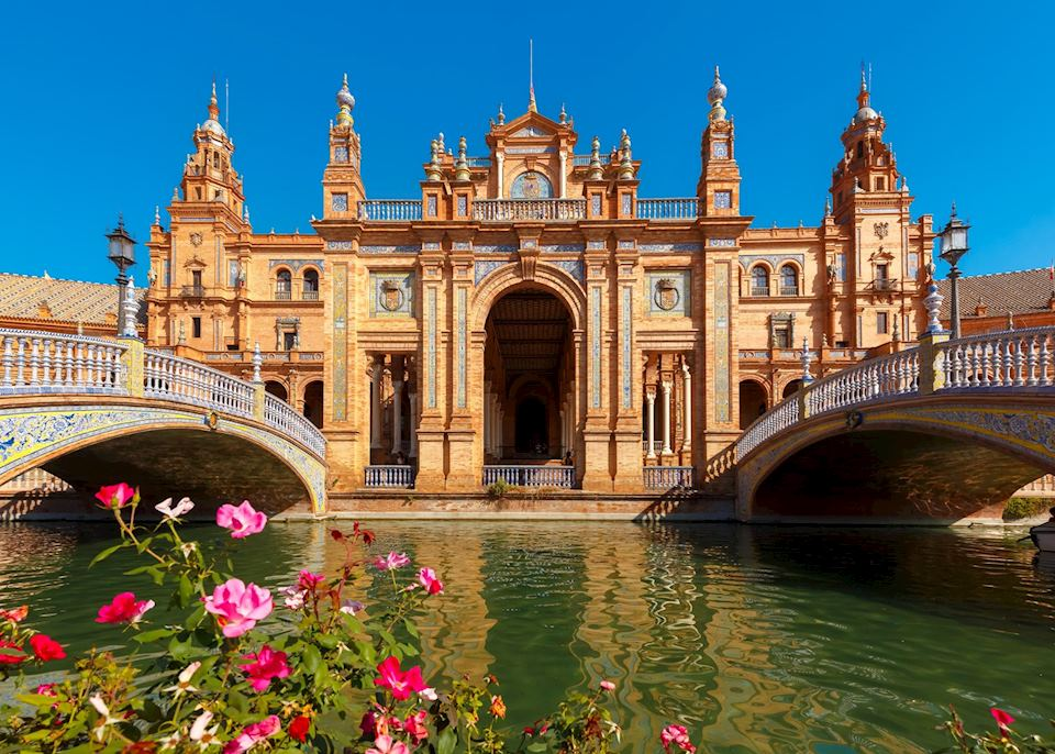 how to get from seville to madrid