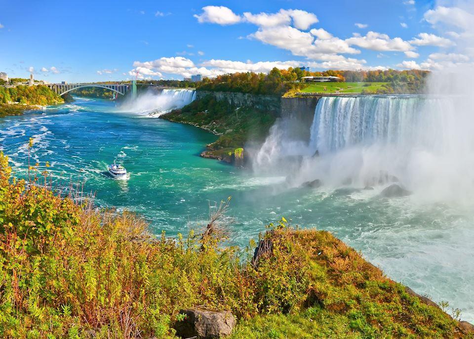 Car Hire New York To Niagara Falls