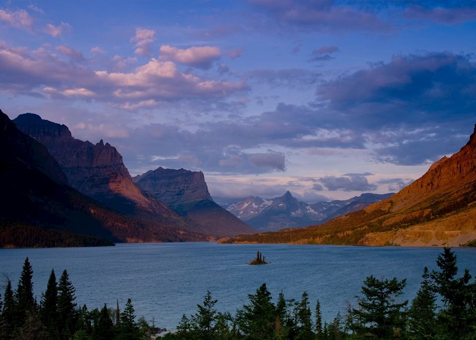 Yellowstone Amp Glacier National Park Self Drive Audley Travel