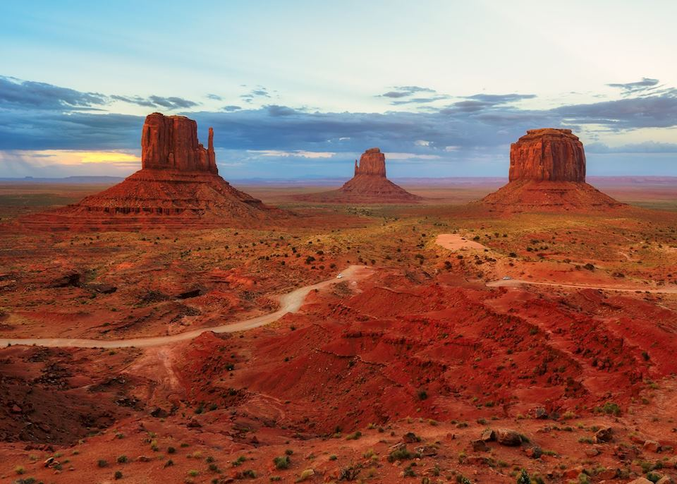 Cultures & Canyons of Western USA Self-Drive   Audley Travel