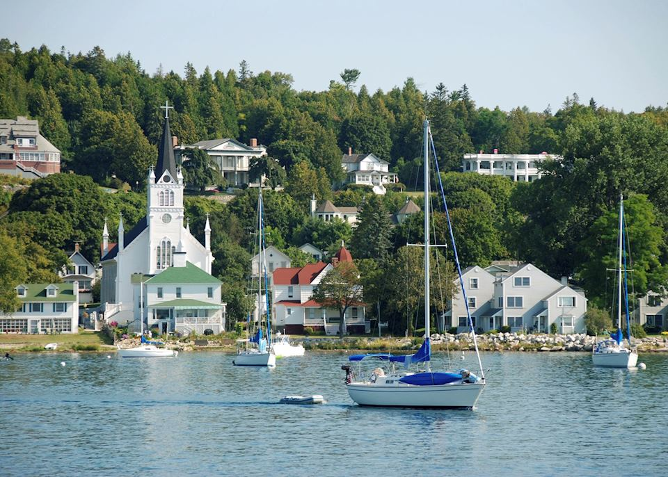 a scenic vacation on mackinaw island - rent from people in mackinac island, mi from $20/night find  unique places to stay with local hosts in 191 countries belong anywhere with.