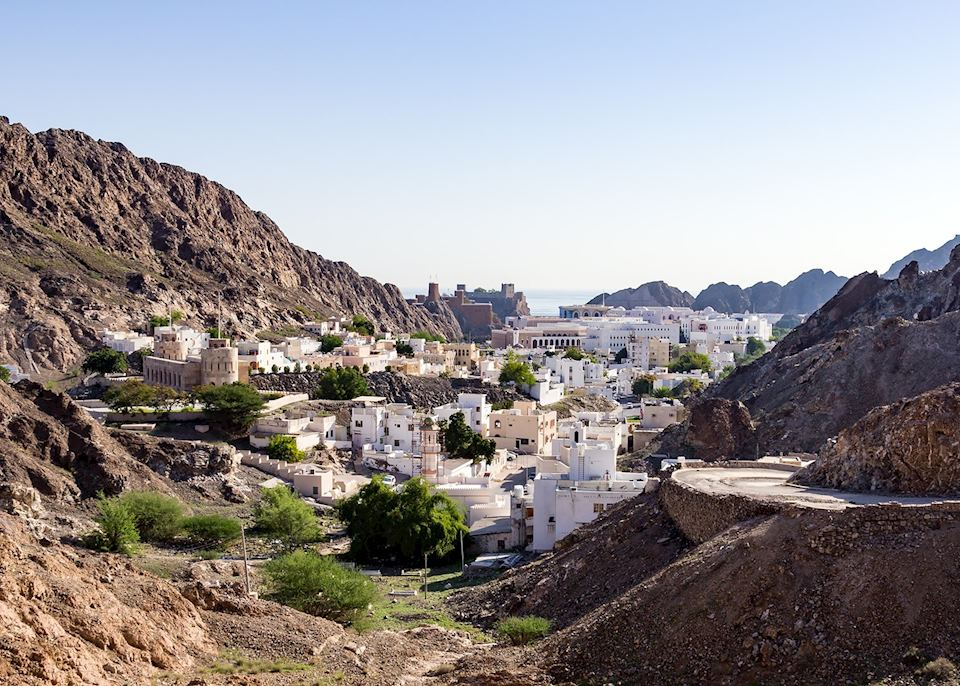 Classic Oman Tour | Itinerary Highlights | Audley Travel